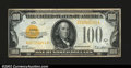 Small Size:Gold Certificates, Fr. 2405 $100 1928 Gold Certificate. Extremely Fine.