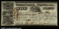 Obsoletes By State:Indiana, Peru, IN- State of Indiana $10 April 28, 1841 Wolka 658-4...