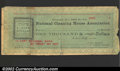 Miscellaneous:Depression Scrip, A Satirical Panic of 1907 Note