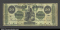 Large Size:Demand Notes, Fr. 11 $20 Demand Note Very Fine. An intriguing piece ...