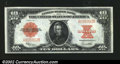 Large Size:Legal Tender Notes, Fr. 123 $10 1923 Legal Tender Superb Gem New. This super ...