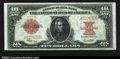 Large Size:Legal Tender Notes, Fr. 123 $10 1923 Legal Tender Superb Gem New. This beauty ...