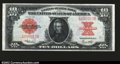 Large Size:Legal Tender Notes, Fr. 123 $10 1923 Legal Tender Superb Gem New. This ...