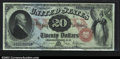 Large Size:Legal Tender Notes, Fr. 129 $20 1878 Legal Tender CGA Gem Uncirculated 67. ...