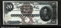 Large Size:Silver Certificates, Fr. 311 $20 1880 Silver Certificate CGA Extremely Fine 40. ...