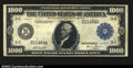 Large Size:Federal Reserve Notes, Fr. 1133 $1000 1918 Federal Reserve Note Extremely Fine. ...