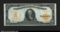 Large Size:Gold Certificates, Fr. 1168 $10 1907 Gold Certificate Superb Gem New. Deep, ...