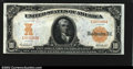 Large Size:Gold Certificates, Fr. 1171 $10 1907 Gold Certificate Very Choice New. But ...