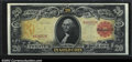 Large Size:Gold Certificates, Fr. 1180 $20 1905 Gold Certificate CGA Gem Uncirculated 66....