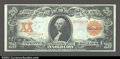 Large Size:Gold Certificates, Fr. 1182 $20 1906 Gold Certificate Very Choice New. A ...
