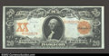 Large Size:Gold Certificates, Fr. 1183 $20 1906 Gold Certificate Gem New. Perfectly ...