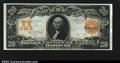 Large Size:Gold Certificates, Fr. 1185 $20 1906 Gold Certificate Choice About New. This ...