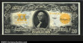Large Size:Gold Certificates, Fr. 1187 $20 1922 Gold Certificate CGA Choice Uncirculated ...