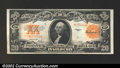 Large Size:Gold Certificates, Fr. 1187 $20 1922 Gold Certificate Star Note Extremely Fine-...