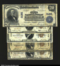National Bank Notes:Alabama, A Selection of Birmingham notes, including