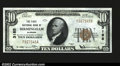 National Bank Notes:Alabama, Birmingham, AL - $10 1929 Ty. 1 The First NB Ch. # ...