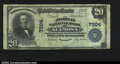 National Bank Notes:Colorado, Alamosa, CO- $20 1902 Plain Back Fr. 650 The American NB...