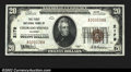 National Bank Notes:Colorado, Colorado Springs, CO- $20 1929 Ty. 1 The First NB Ch. #...