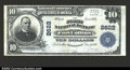 National Bank Notes:Colorado, Fort Collins, CO- $10 1902 Plain Back Fr. 634 The First ...