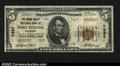 National Bank Notes:Colorado, Fort Collins, CO- $5 1929 Ty. 2 The Poudre Valley NB ...