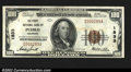 National Bank Notes:Colorado, Pueblo, CO- $100 1929 Ty. 1 The First NB Ch. # 1833