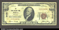 National Bank Notes:Kentucky, Berea, KY - $10 1929 Ty. 1 The Berea NB Ch. # 8435