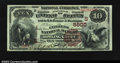 National Bank Notes:Kentucky, Bowling Green, KY- $10 1882 Brown Back Fr. 490 The ...