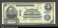 National Bank Notes:Kentucky, Cynthiana, KY- $5 1902 Plain Back Fr. 608 The Farmers NB...