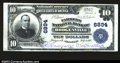 National Bank Notes:Kentucky, Hodgenville, KY- $10 1902 Plain Back Fr. 624 Farmers NB...