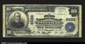 National Bank Notes:Kentucky, Pikeville, KY- $10 1902 Plain Back Fr. 624 The First NB...