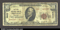 National Bank Notes:Kentucky, Pikeville, KY - $10 1929 Ty. 2 The First NB Ch. # 6622...