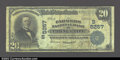 National Bank Notes:Kentucky, Princeton, KY- $20 1902 Plain Back Fr. 659 The Farmers ...