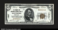 National Bank Notes:Maryland, Baltimore, MD- $5 1929 Ty. 1 The Farmers & Merchants NB...