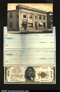National Bank Notes:Maryland, Oakland, MD- $5 1929 Ty. 2 The Garrett NB Ch. # 13776...