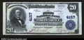 National Bank Notes:Missouri, Independence, MO- $20 1902 Plain Back Fr. 653 The First ...