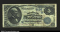 National Bank Notes:Missouri, Kansas City, MO- $5 1882 Date Back Fr. 537 The New ...