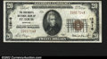 National Bank Notes:Missouri, St. Louis, MO- $20 1929 Ty. 1 The Boatmen's NB Ch. # ...