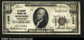 National Bank Notes:Pennsylvania, Burnside, PA- $10 1929 Ty. 1 The Burnside NB Ch. # ...