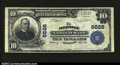 National Bank Notes:Pennsylvania, Midway, PA- $10 1902 Plain Back Fr. 624 The Midway NB ...