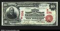 National Bank Notes:Pennsylvania, Philadelphia, PA- $10 1902 Red Seal Fr. 613 The Third NB...