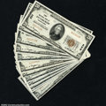 National Bank Notes:Pennsylvania, Pittsburgh, PA $20 1929 Ty. 1 (8), $20 1929 Ty. 2 (9) ...