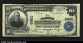National Bank Notes:Pennsylvania, Plymouth, PA- $10 1902 Plain Back Fr. 624 The Plymouth ...
