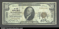 National Bank Notes:Pennsylvania, Russellton, PA- $10 1929 Ty. 1 The First NB Ch. # ...
