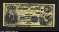 National Bank Notes:Pennsylvania, Siegfried, PA - $10 1882 Date Back Fr. 545 The Cement NB...