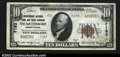 National Bank Notes:Pennsylvania, Swarthmore, PA- $10 1929 Ty. 2 Swarthmore NB & TC Ch. #...