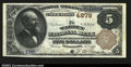 National Bank Notes:Pennsylvania, Warren, PA- $5 1882 Brown Back Fr. 472 The Warren NB ...
