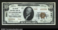 National Bank Notes:West Virginia, Clarksburg, WV- $10 1929 Ty. 2 The Union NB Ch. # 7681...