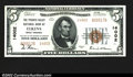 National Bank Notes:West Virginia, Elkins, WV- $5 1929 Ty. 2 The Tygarts Valley NB Ch. # ...