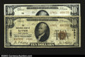 National Bank Notes:West Virginia, Keyser, WV- $10 1929 Ty. 2 The NB of Keyser Ch. # ...