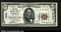 National Bank Notes:West Virginia, Piedmont, WV- $5 Ty. 1 The First NB Ch. # 3629